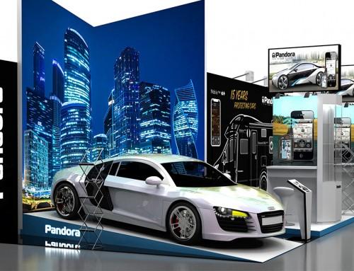 Cosa presenterà Pandora ad Automechanika 2018