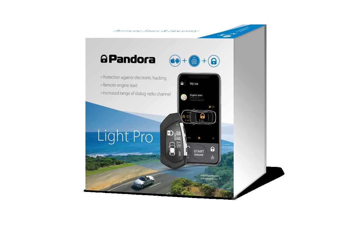 PANDORA LIGHT PRO v2 · Pandora
