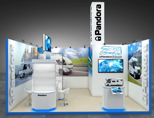 What Pandora will present in Dusseldorf
