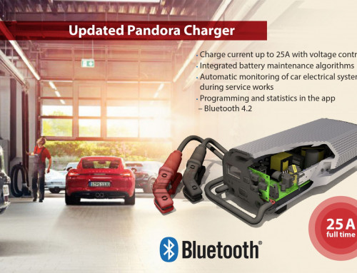 Pandora Charger Update