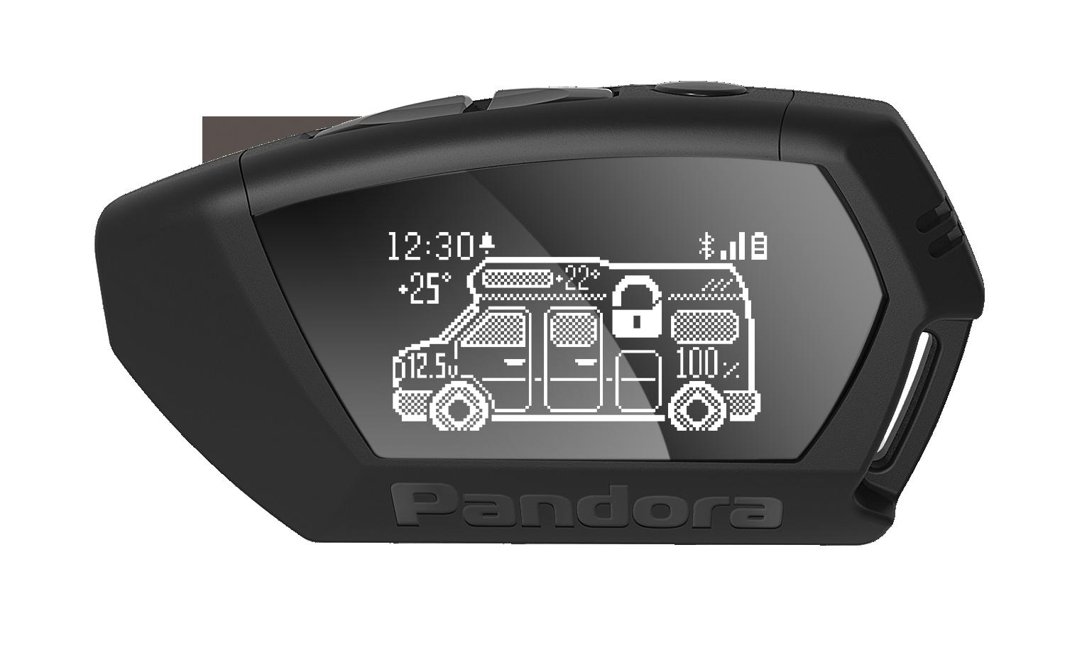 PANDORA CAMPER PRO v2 · Pandora