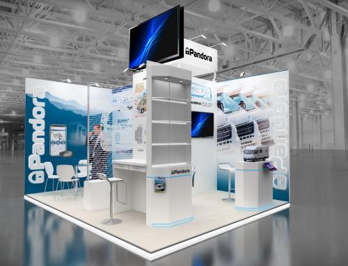 Pandora at Caravan Salon Dusseldorf 2020